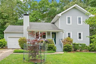 Single Family Home Under Contract-Show: 11919 Five Cedars Road