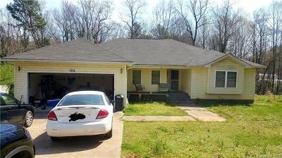 Gastonia Single Family Home For Sale: 1314 Redland Drive