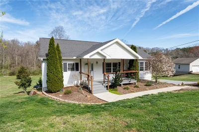 Candler Single Family Home For Sale: 381 Big Cove Road