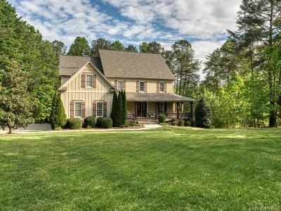 Mooresville Single Family Home For Sale: 138 Alder Springs Lane