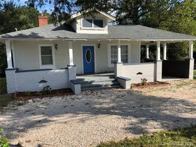 Gastonia Single Family Home Under Contract-Show: 1110 Linwood Road