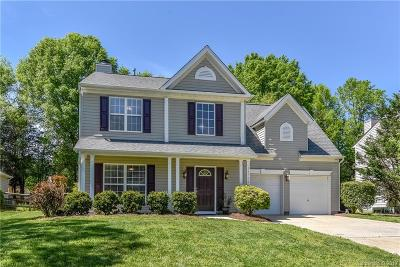 Charlotte Single Family Home For Sale: 12700 Ivey Creek Drive