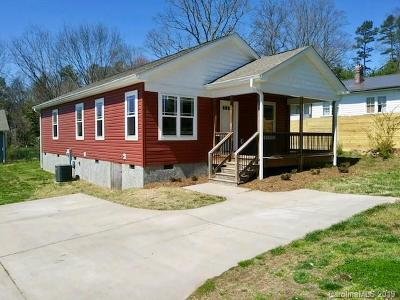Asheville NC Single Family Home For Sale: $239,000