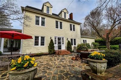 Hendersonville Single Family Home For Sale: 100 Poplar Spring Trail