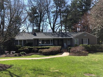 Asheville Single Family Home Under Contract-Show: 14 Bevlyn Drive