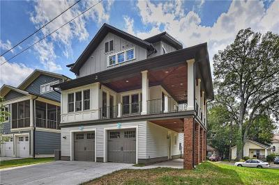 Charlotte Single Family Home For Sale: 1415 Main Street