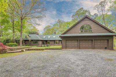 Single Family Home For Sale: 19615 Asheville Highway