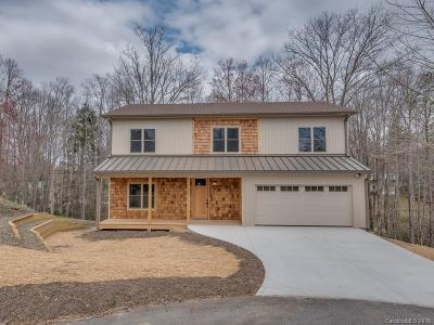 Mills River Single Family Home Under Contract-Show: 121 Wyatt Andrew Drive