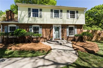 Charlotte Single Family Home For Sale: 10907 Osprey Drive