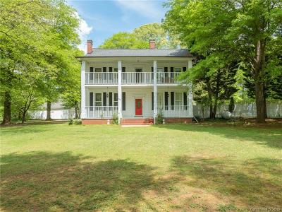 Lincolnton Single Family Home For Sale: 1282 Hwy 27 Highway