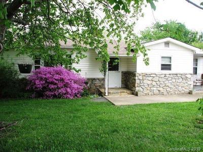 Asheville Single Family Home For Sale: 226 Brickyard Road