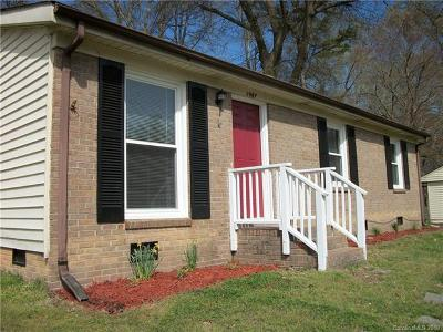 Gastonia Single Family Home Under Contract-Show: 1087 Parkview Drive #2
