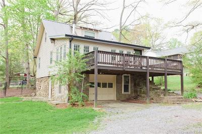 Black Mountain Single Family Home Under Contract-Show: 601 Tomahawk Avenue