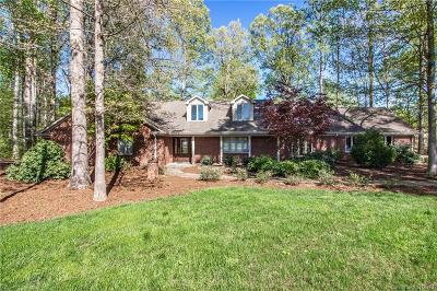 Statesville Single Family Home For Sale: 525 Deauville Road