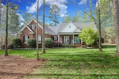 Single Family Home Under Contract-Show: 5812 Cross Point Court