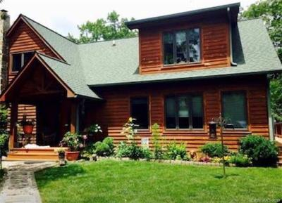 Jackson County Single Family Home For Sale: 512 Too Sweet Road
