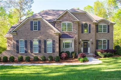 Lake Wylie Single Family Home For Sale: 6807 Montgomery Road