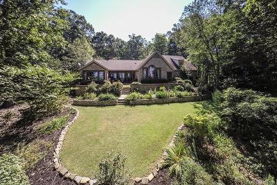 Single Family Home For Sale: 500 Jj Guffey Road