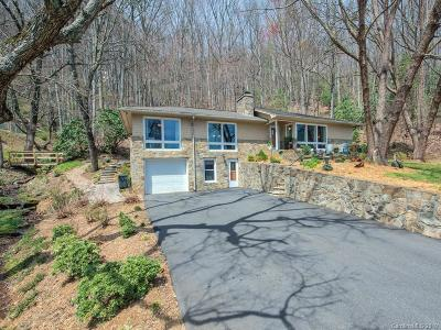 Waynesville Single Family Home For Sale: 645 Little Mountain Road