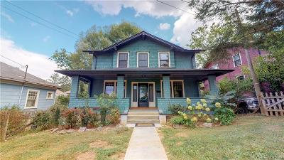 Asheville Single Family Home For Sale: 17 Pearson Drive