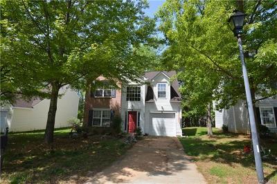 Clover Single Family Home For Sale: 1839 Endeavor Lane