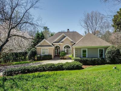 Charlotte Single Family Home For Sale: 7220 Carosan Lane