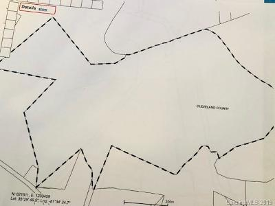 Cleveland County Residential Lots & Land For Sale: Hicks Hill Road