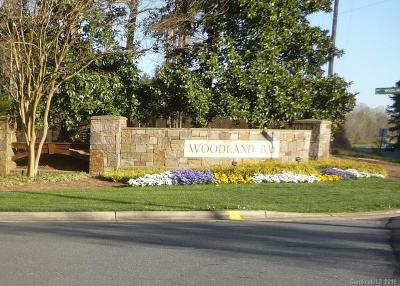 Gaston County Residential Lots & Land For Sale: 5158 Woodland Bay Drive #74