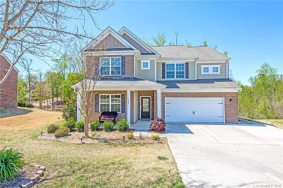 Gastonia Single Family Home Under Contract-Show: 3249 Wicklow Lane