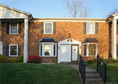 Condo/Townhouse Under Contract-Show: 160 17th Street Place NW #C3