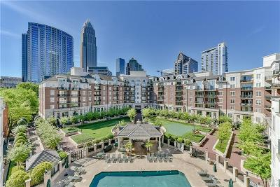 Charlotte Condo/Townhouse For Auction: 300 W 5th Street #548