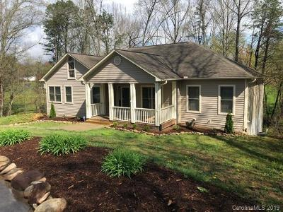 Candler Single Family Home For Sale: 416 Golden Rod Lane