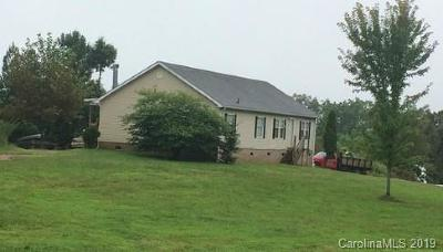 Rutherfordton Single Family Home For Auction: 642 Rainbow Rapids Road