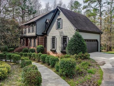 Single Family Home Under Contract-Show: 9700 Providence Forest Lane