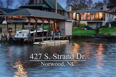 Single Family Home For Sale: 427 S Strand Drive