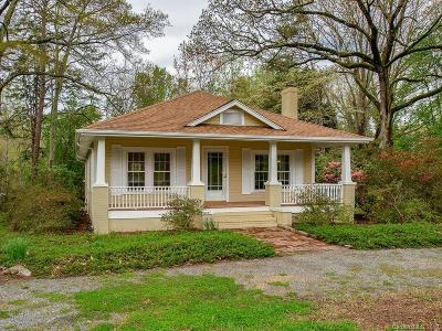 Single Family Home For Sale: 2901 Oakdale Road