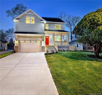 Villa Heights Single Family Home Under Contract-Show: 1921 Umstead Street