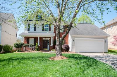Mooresville Single Family Home Under Contract-Show: 124 Trotter Ridge Drive
