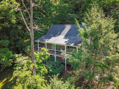 Waynesville Single Family Home For Sale: 625 Countryside Drive