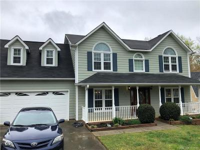Charlotte NC Single Family Home Under Contract-Show: $219,900