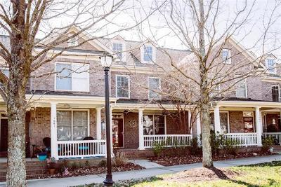 Fort Mill Condo/Townhouse For Sale: 1083 Market Street