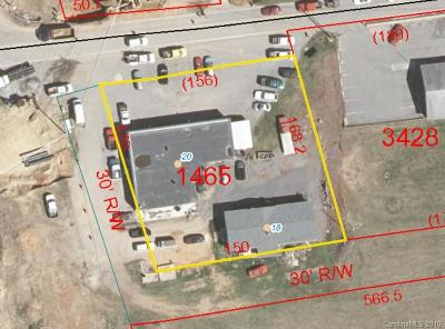 Haywood County Commercial For Sale: 20 Old Clyde Road #45, 46,