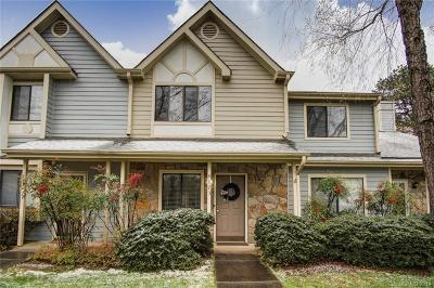 Condo/Townhouse Under Contract-Show: 4123 N Course Drive