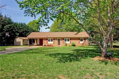 Lincoln County Single Family Home For Sale: 144 McMillian Heights Road