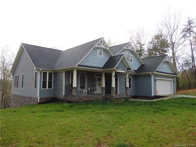 McDowell County Single Family Home For Sale: 358 W Lake Road