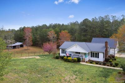 Iron Station Single Family Home For Sale: 120 Mossy Rock Trail