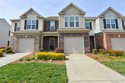 Charlotte Condo/Townhouse For Sale: 2258 Kensington Station Parkway