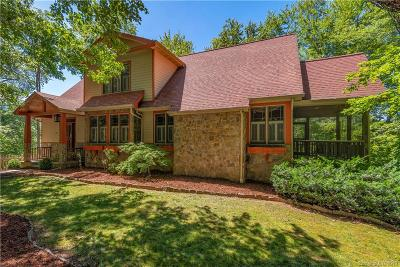 Haywood County Single Family Home For Sale: 19 Aldersgate Road