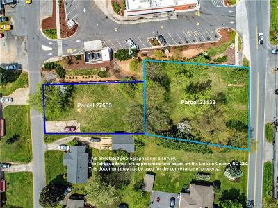 Lincoln County Residential Lots & Land For Sale: Lot Salem Church Road