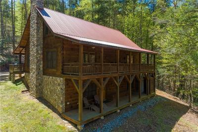 McDowell County Single Family Home For Sale: 777 Black Forest Drive
